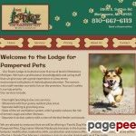 Lodge for Pampered Pets