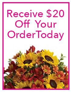 Trusty Flowers Discount